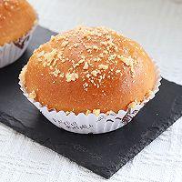 早餐必备:酥粒豆沙小面包,简单易学!的做法图解13