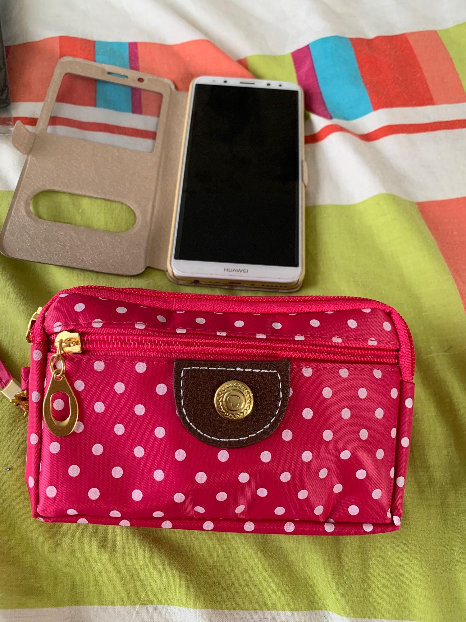 Fashion Women Wallets Small Handbags Canvas Dot Lady Zipper Moneybags Clutch Coin Purse Pocket Wallet Cards Holder Wristlet Bags|wristlet bag|wallet card holderwomen wallets small - AliExpress