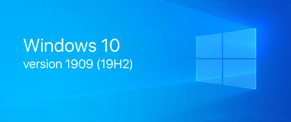 Windows 10 v1909 Build 18363.628 ISO镜像