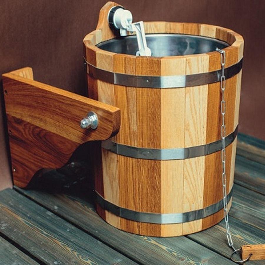 Bath pouring device Woodson 20 l ...