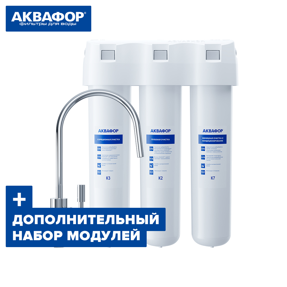 Under-Sink & Countertop Filtration ...