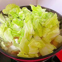 此季节最馋人的㊙️五花肉炖萝卜白菜的做法图解12