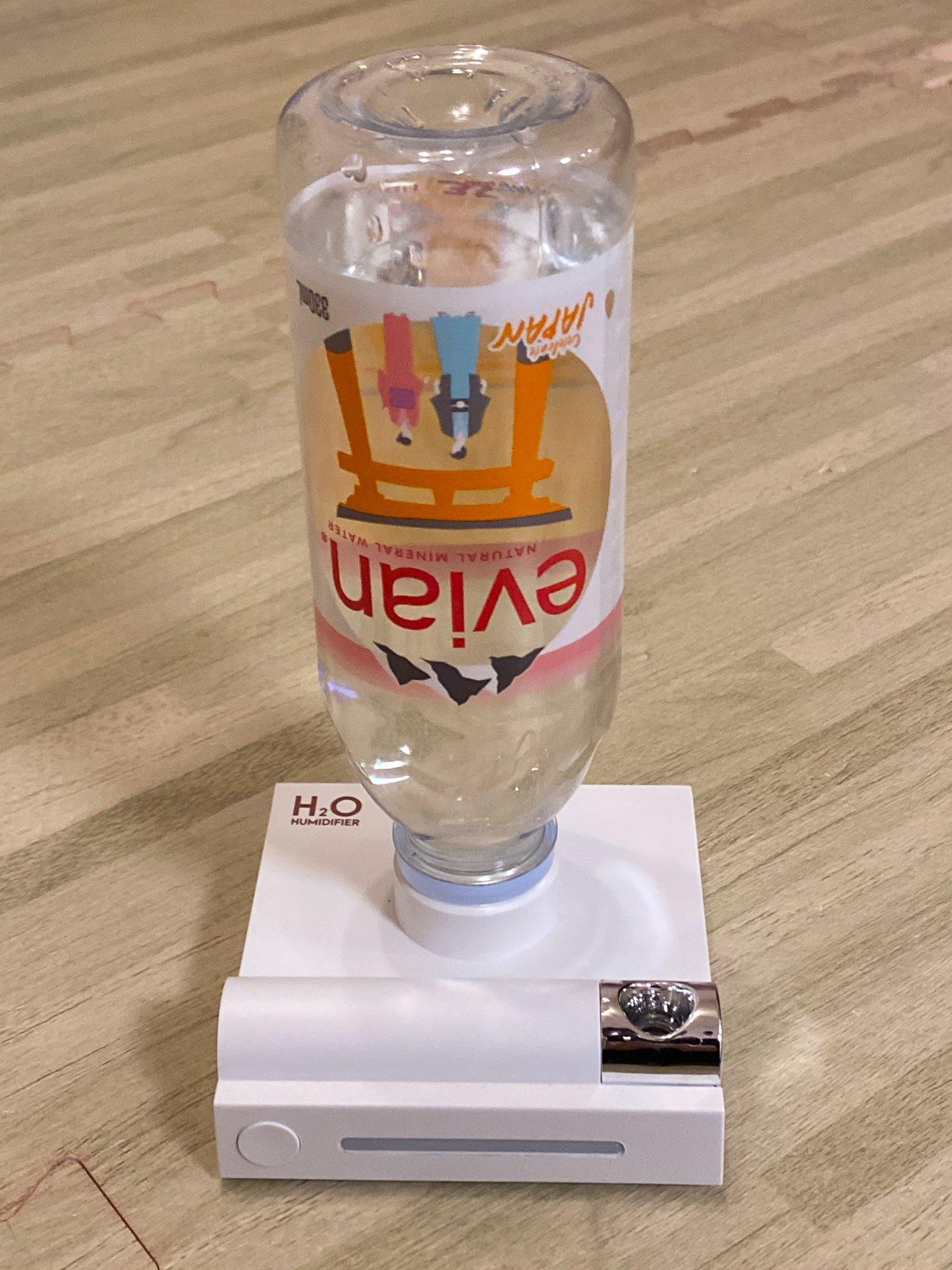 Humidificateur d'Air<br>H20 Bottle photo review
