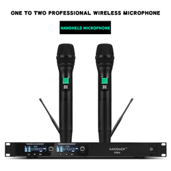 KASISAER wireless microphone first class two level performance conference voice handheld gooseneck microphone microphone set