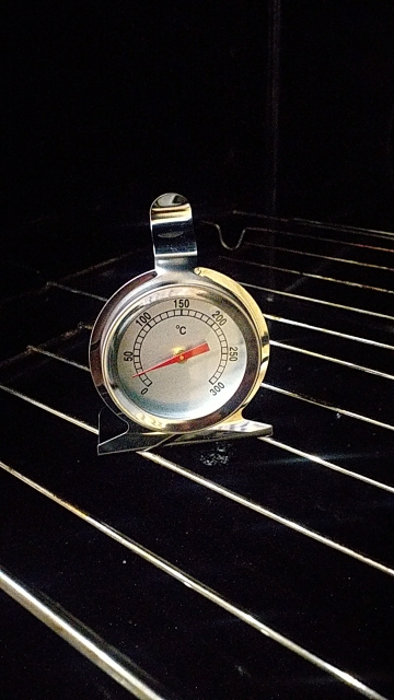 Stainless Steel Oven Kitchen Thermometer photo review