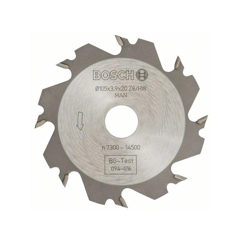 BOSCH-disc Cutters 8, 20 Mm 4 Mm