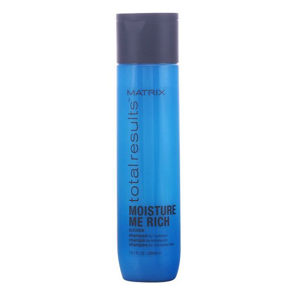 Restorative Shampoo Total Results Moisture Me Rich Matrix (300 Ml)