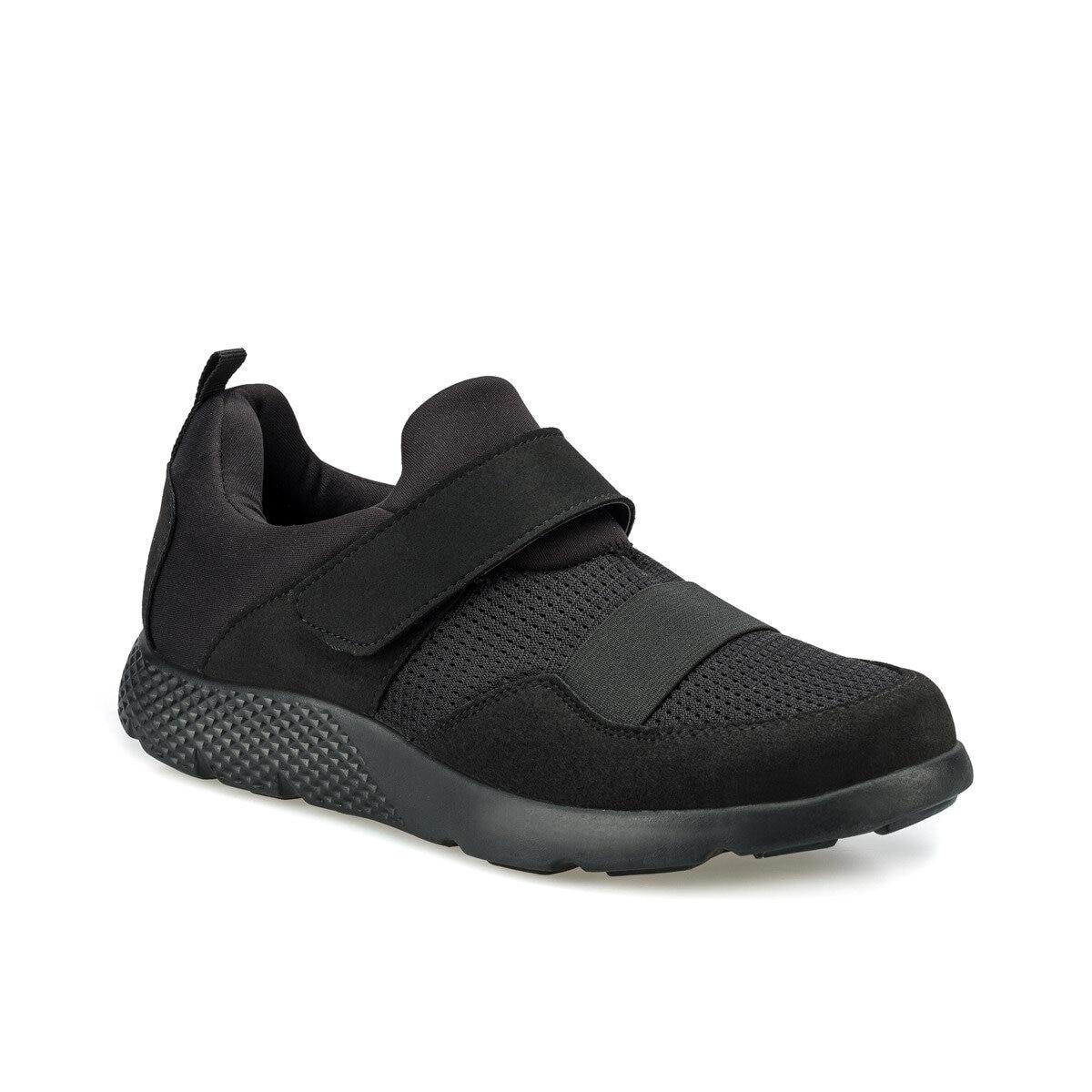 FLO VELAR 9PR Black Slip On Shoes KINETIX