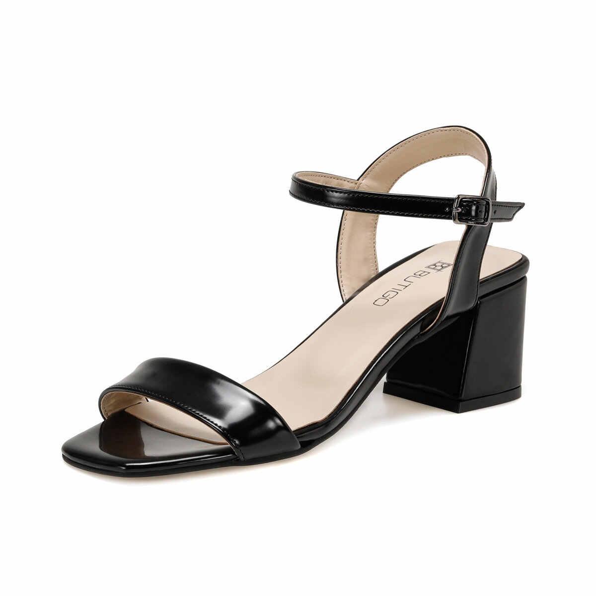 FLO 20S-551C Siyah Kadın Sandalet BUTIGO
