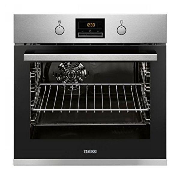 Multipurpose Oven Zanussi ZOP37922XU 57 L 2515W A+ Inox Black