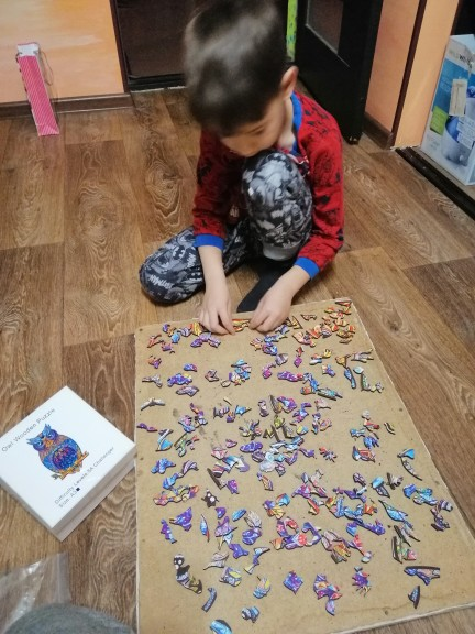 Amazingly Beautiful Wooden Jigsaw Puzzles photo review