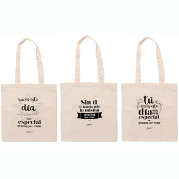 Lot 30 Bags jute phrases Thanks for coming assortment-Details and weddings order, christening suits, communions, birthday and holiday.