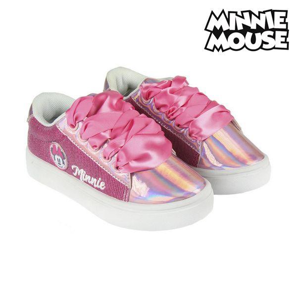 Kinder Casual Trainer Minnie Maus Rosa