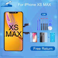 Grade AAA+++ For iPhone XS MAX LCD Touch Screen Display Assembly With 3D Force Touch Replacement No Dead Pixel Support Ture Tone