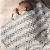 Baby Blanket Alize Puffy