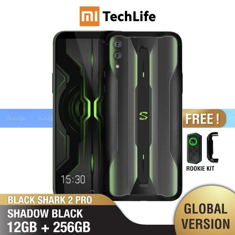 Global Version Xiaomi Black Shark 2 Pro 256GB ROM 12GB RAM (Brand New / Sealed) Black Shark 2 Pro, Blackshark2pro, Blackshark