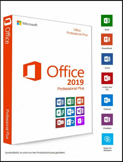MICRO-SOFT Office 2019 PROFESSIONAL PLUS | For Windows - 1 User | Quick expedition
