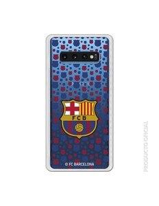 Официальный FCB прозрачный защитный чехол для Samsung Galaxy S10 Plus