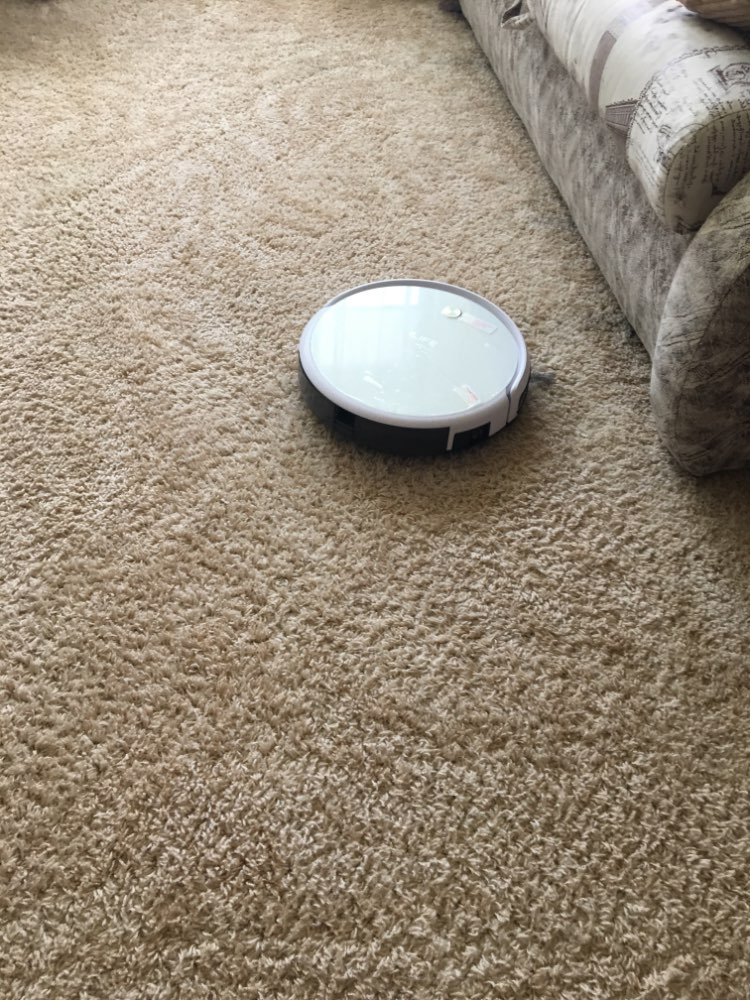 Robot vacuum cleaner ILIFE A40 with deep carpet cleaning-in Vacuum Cleaners from Home Appliances on Aliexpress.com | Alibaba Group