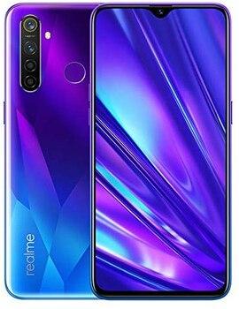 Перейти на Алиэкспресс и купить Телефон Realme 5 Pro, синий цвет (ярко-синий), 128 Гб встроенной памяти, 8 Гб оперативной памяти, 6,3 дюйма экран, две sim-карты