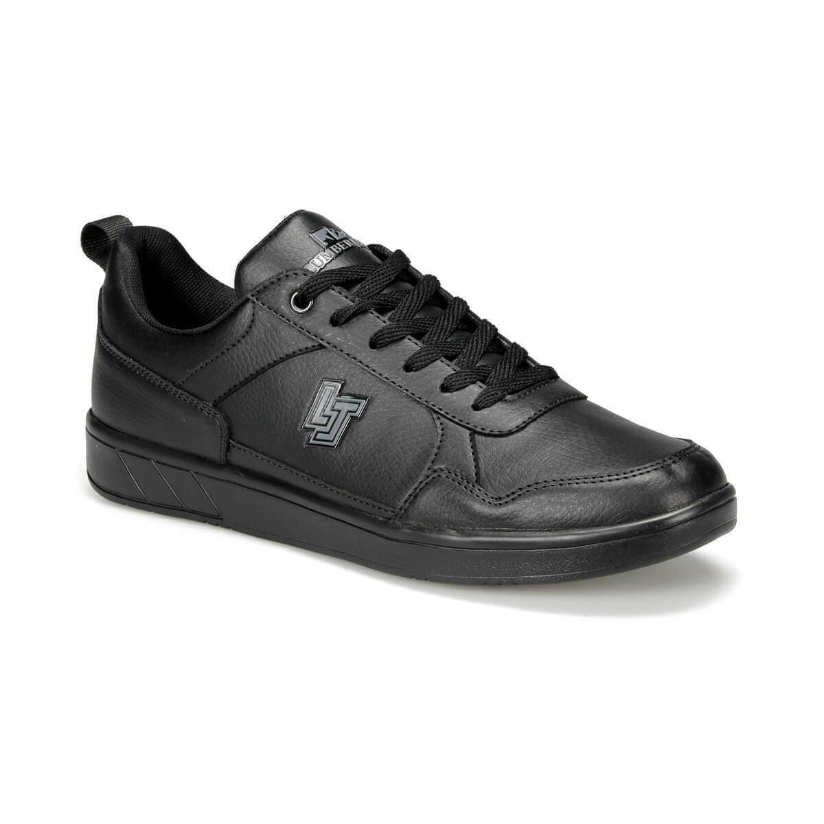 FLO ANTONY 9PR Black Men 'S Sneaker Shoes LUMBERJACK