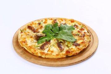 披萨的制作方法 自制披萨饼底做法-养生法典