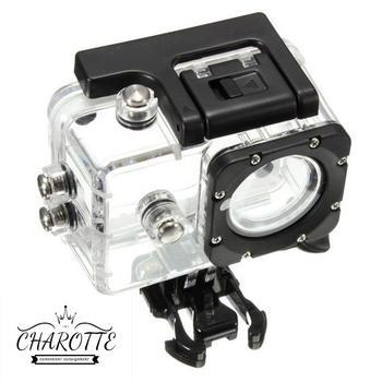 Waterproof Case Underwater Housing Shell for SJCAM SJ4000 SJ 4000 Sport Cam For SJCAM Action Camera Accessories original standard accessories for sjcam m10 sports camera