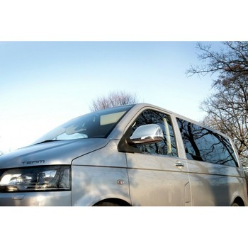 Chrome rearview VW T5 and T6 since 2009