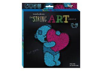 "A set of creative creativity string art ""bear"" Danko-toys stra-01-05"
