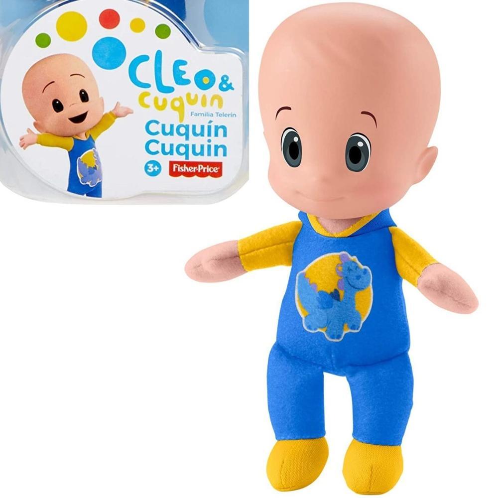 Piñón y CUQUIN para niño, accesorio para niña, para niña, para bebé, peluche, Mattel, FVR92