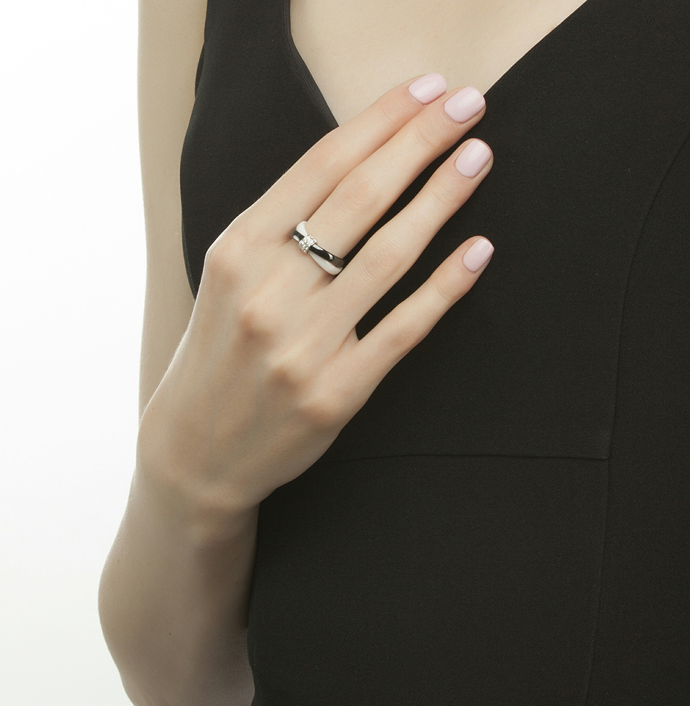 Ceramic Ring Sunlight Sample 925