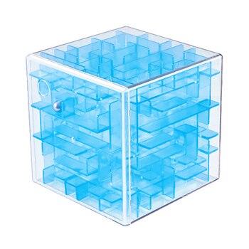 3D labyrinthe Cube jouet jeu pour enfants 1 3 boule de m tal ducatif cerveau apprentissage