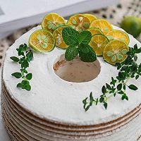 基础款木糖醇咸酸奶油蛋糕(抹面手残星人友好)的做法图解23
