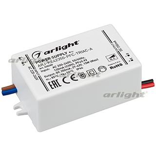 028280 Power Supply ARJ-KE42350-PFC-TRIAC-A (15 W, 350mA) ARLIGHT 1-pc