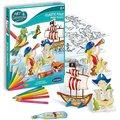 Set for creativity SentoSpherE Magic plastic Pirates