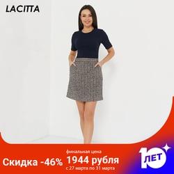 Ottavia Lacitta Viscose Korte Mouwen Vest Trui Vrouwelijke Gebreide Pullover Zachte Warme Stretch Korte Mouw Mode Lente