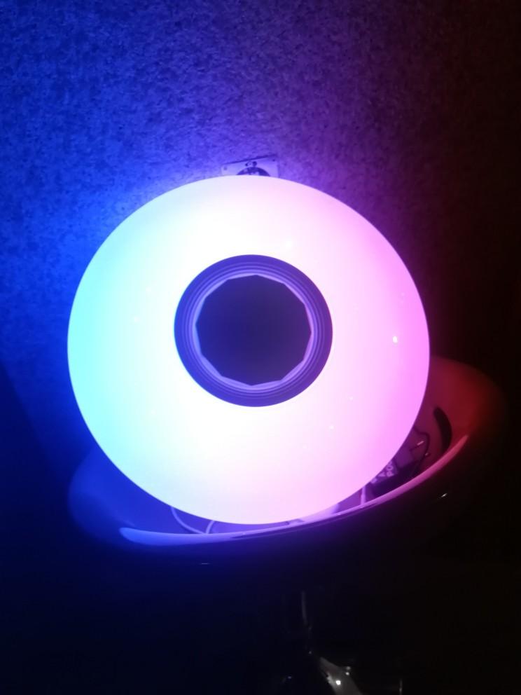 -- Lâmpada Controle Remoto