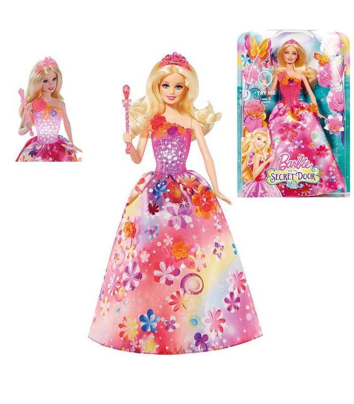Barbie The Secret Door Light/Songs Toy Store