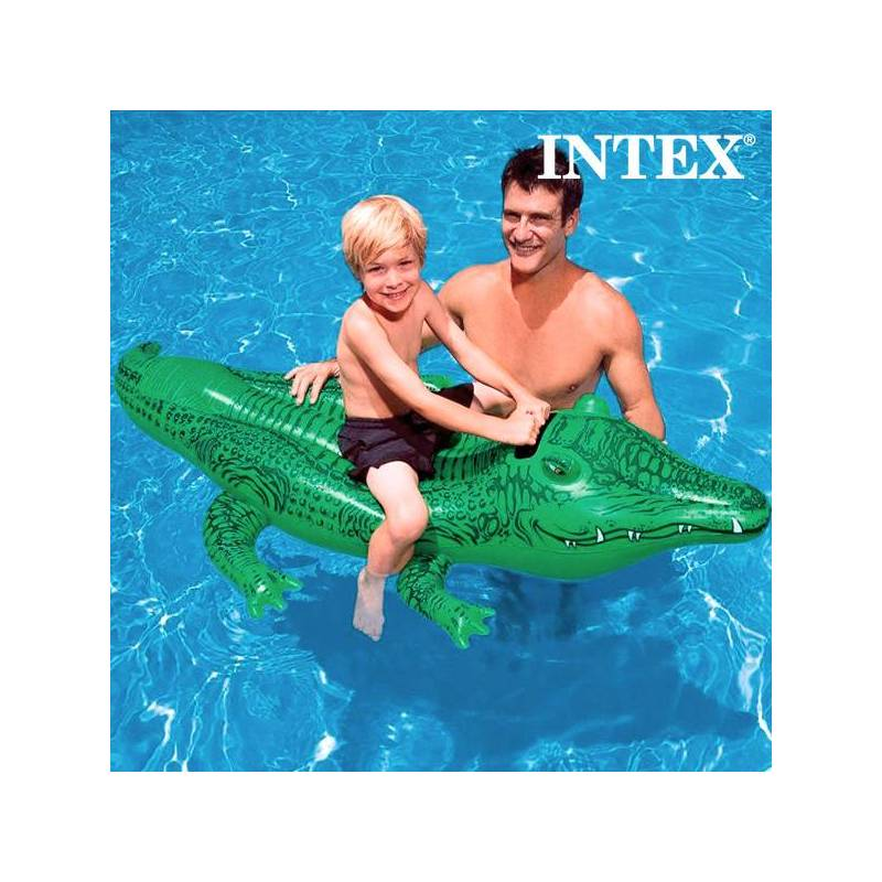 Crocodile Inflatable Intex