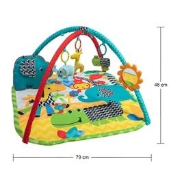 Ebebek Bondigo Wald Beste Freunde Baby Spiel Teppich