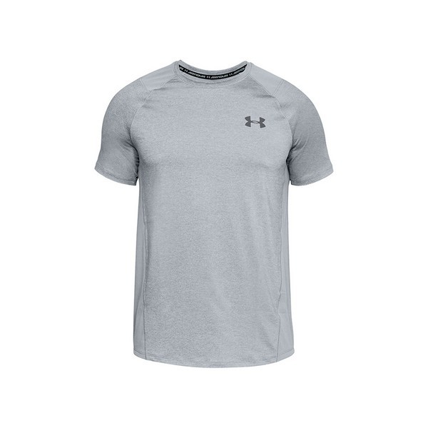 Men's Short Sleeve T-Shirt Under Armour 1323415 Black 4