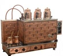 KUTLU | Professionel Tea Machine | Professionel Coffee Machine | Copper Coffee Maker | Copper Tea Maker | Coffee and Tea Maker