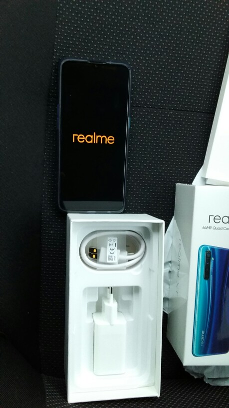 Smartphone realme XT, quad camera 64 MP, Snapdragon 712, fast charging VOOC, NFC, official Russian warranty|Cellphones| |  - AliExpress