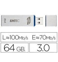 USB di MEMORIA EMTEC TORCIA ELETTRICA 64 GB 30 100 MB/S