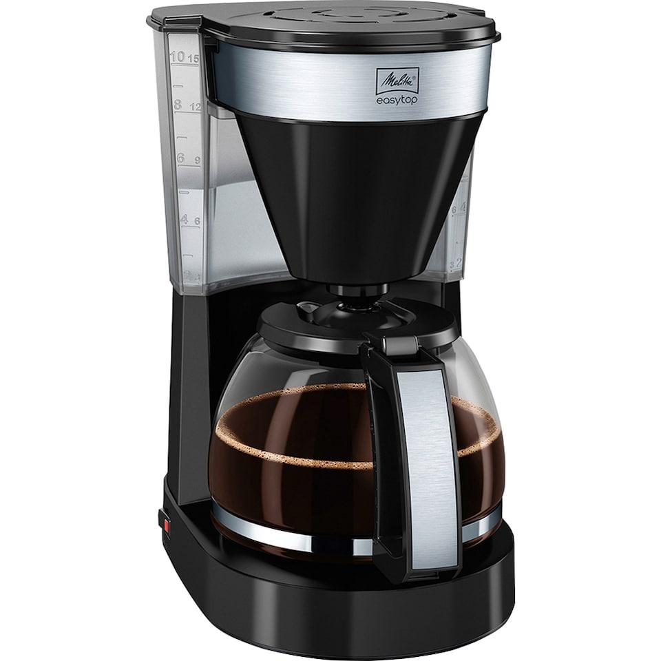 Капельная кофеварка Melitta Easy Top II, черный цена и фото