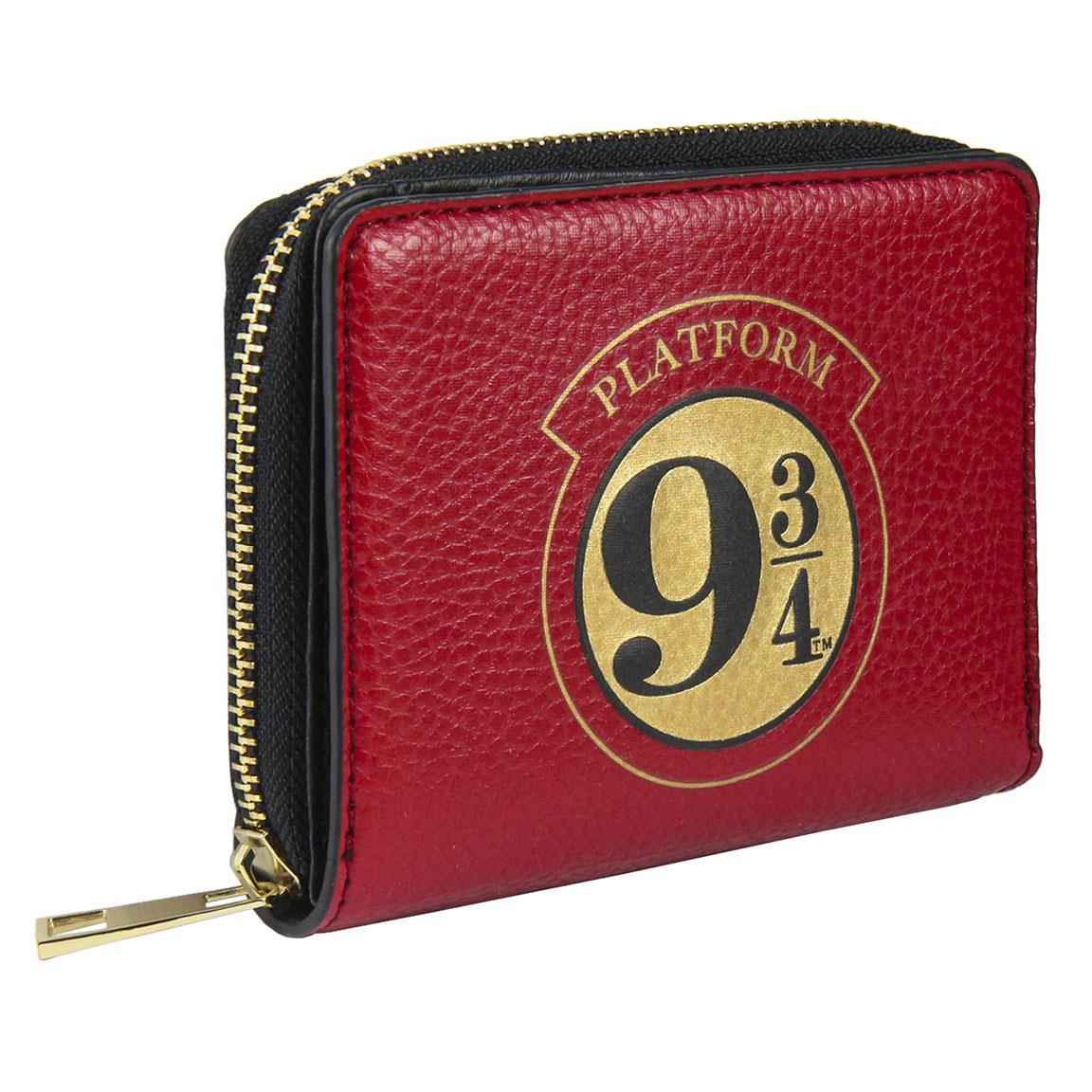 Wallet Card Holder Leatherette Harry Potter OFFICIALLY LICENSED ORIGINAL Material Approved EU