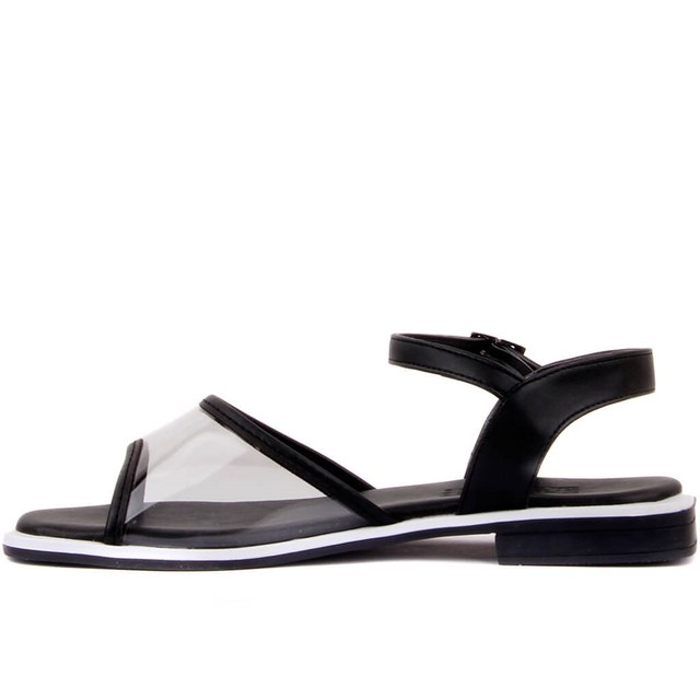 Moxee-Women's Transparent Sandals