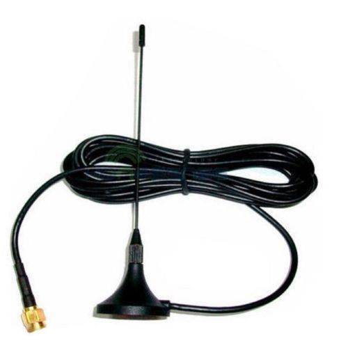 Antenna Magnetica GSM 868MHz 3dB SMA