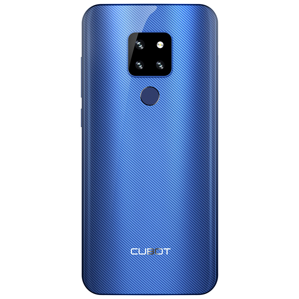 Cubot P30 Smartphone 6.3 2340x1080 p 4GB + 64GB Android 9.0 Pie Helio P23 AI caméras visage ID 4000mAh téléphone portable pour livraison directe - 2