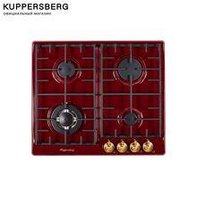 Газовая варочная поверхность KUPPERSBERG, FV6TGRZ BOR Bronze